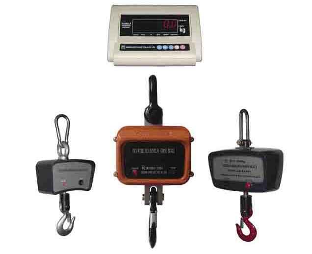无线遥控3吨电子吊称-标准